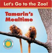 Cover of: Tamarin's mealtime
