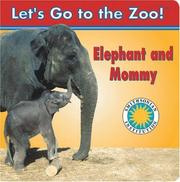 Cover of: Elephant and Mommy