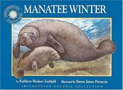 Cover of: Manatee Winter | Kathleen Weidner Zoehfeld
