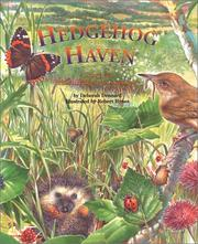 Cover of: Hedgehog Haven