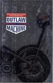 Cover of: Outlaw machine