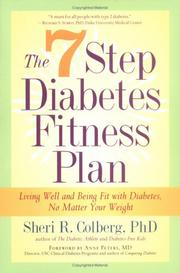 Cover of: The 7 step diabetes fitness plan | Sheri Colberg