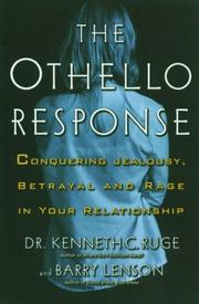 Cover of: The Othello Response | Kenneth C. Ruge