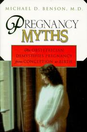 Cover of: Pregnancy myths