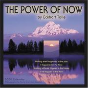Cover of: The Power of Now 2008 Calendar