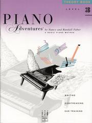 Cover of: Piano Adventures Theory Book, Level 3B