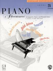 Cover of: Piano Adventures Popular Repertoire, Level 2A