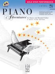 Cover of: Piano Adventures Gold Star Performance, Level 2A