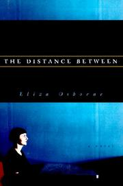 Cover of: The distance between