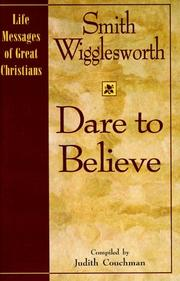 Cover of: Dare to believe