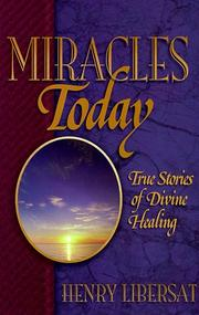 Cover of: Miracles Today