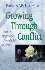 Cover of: Growing through conflict