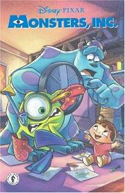 Cover of: Monsters, Inc