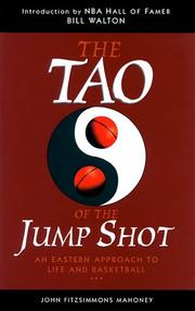 Cover of: The Tao of the Jump Shot | John Fitzsimmons Mahony