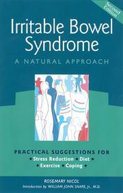 Cover of: Irritable Bowel Syndrome | Rosemary Nicol