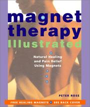 Cover of: Magnet Therapy Illustrated