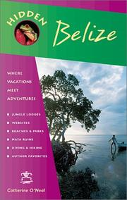 Cover of: Hidden Belize | Catherine O