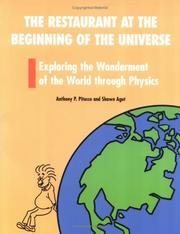 Cover of: The restaurant at the beginning of the universe