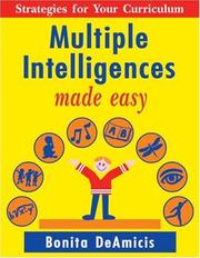 Multiple Intelligences Made Easy