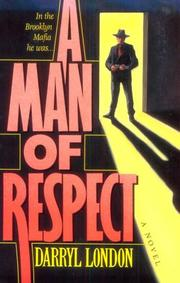 Cover of: A man of respect
