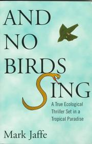 Cover of: And no birds sing