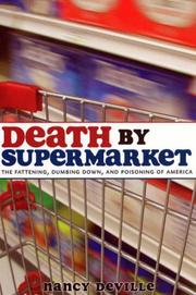 Cover of: Death by Supermarket | Nancy Deville