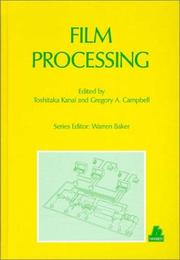 Cover of: Film processing