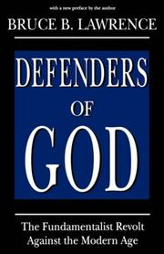 Defenders of God
