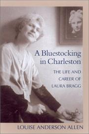 Cover of: A Bluestocking in Charleston | Louise Anderson Allen