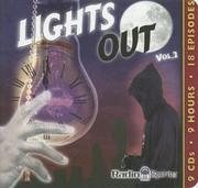 Cover of: Lights Out Vol.2 | Wyllis Cooper