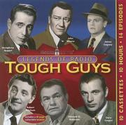 Tough Guys with Booklet (Legends of Radio) by
