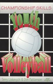 Cover of: Youth volleyball