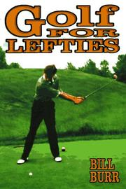 Cover of: Golf for lefties