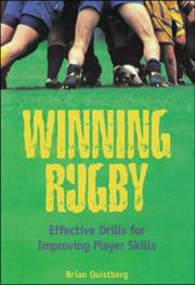 Cover of: Winning Rugby | Brian Quistberg