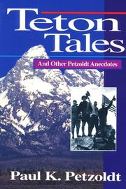 Cover of: Teton Tales