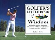 Cover of: Golfer's little book of wisdom