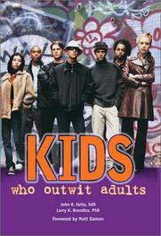 Cover of: Kids who outwit adults