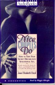 Cover of: Nice Couples Do | Joan Elizabeth Lloyd