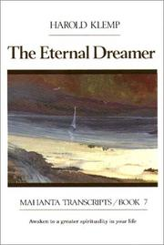 Cover of: The eternal dreamer: Mahanta Transcripts, Book VII