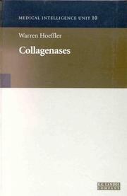 Cover of: Collagenases |
