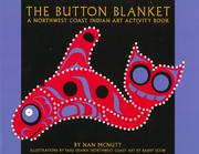 Cover of: The Button Blanket (Northwest Coast Indian Discovery Kits)