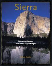 Cover of: Sierra | Martin, James