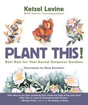 Cover of: Plant This! | Ketzel Levine