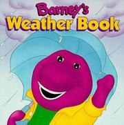 Cover of: Barney's weather book