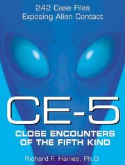 Cover of: CE-5