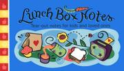 Cover of: Lunch Box Notes (Little Pick-Me-Ups)