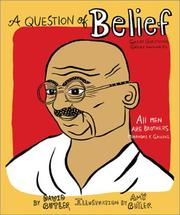 Cover of: A Question of Belief (Question of) | David Butler