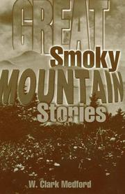 Cover of: Great Smoky Mountain Stories