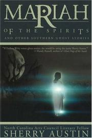 Cover of: Mariah of the Spirits | Sherry Austin