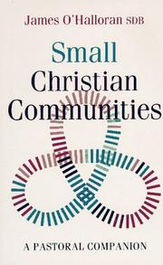 Cover of: Small Christian communities